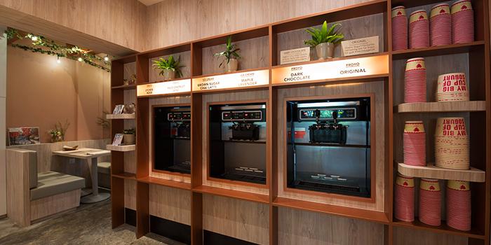 Yoghurt Machine from KARA Cafe & Dessert Bar in Bukit Timah, Singapore