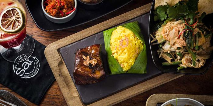 Nasi Pecel 48 Hours Short Rib Beef, Mamasan, Central, Hong Kong
