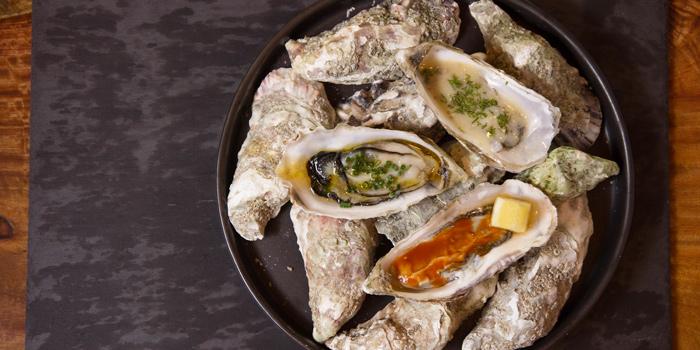 Oysters from Freebird Bangkok  on Sukhumvit Soi 47, Bangkok