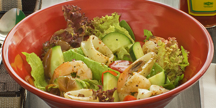 Seafood Salad from The Grumpy Bear at Thomson Plaza in Thomson, Singapore