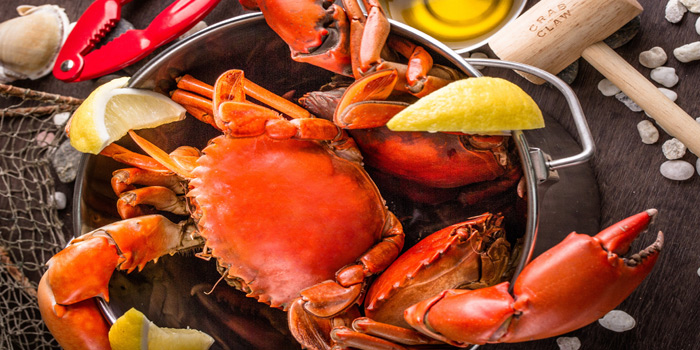Crab and Claw - The EmQuartier