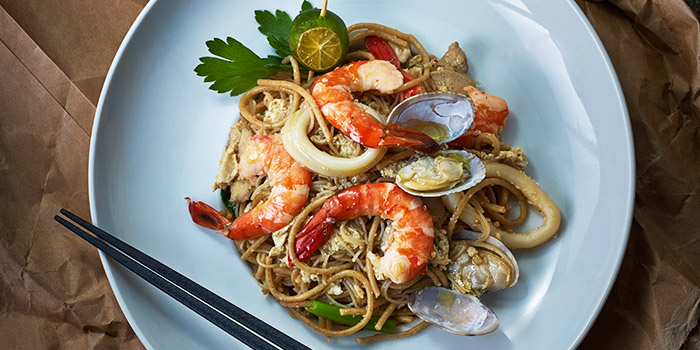 Guilt Free Hokkien Mee from Thrive Kitchen in West Coast, Singapore