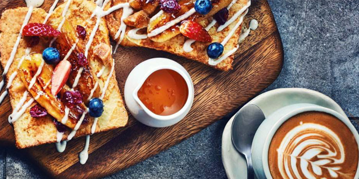 French Toast from Thrive Kitchen in West Coast, Singapore