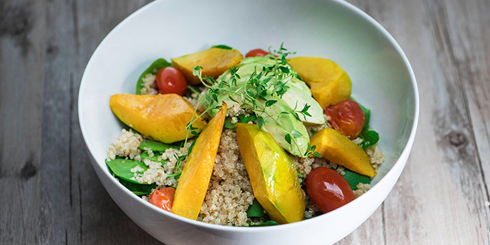 Quinoa with Roasted Pumpkin from Thyme @Rochester in Rochester, Singapore