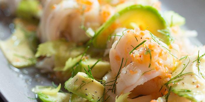 Seafood Salad, Mercato, Central, Hong Kong