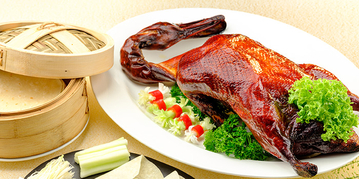 Peking Duck from WOK15 Kitchen in Sentosa, Singapore