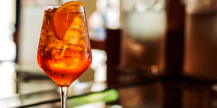 Spritz from &SONS in Chinatown, Singapore