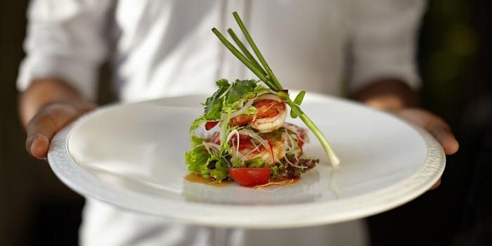 Dish 1 at Dining Corner, Ubud