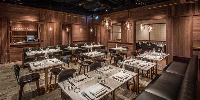 Dining Area, Bizou, Admiralty, Hong Kong