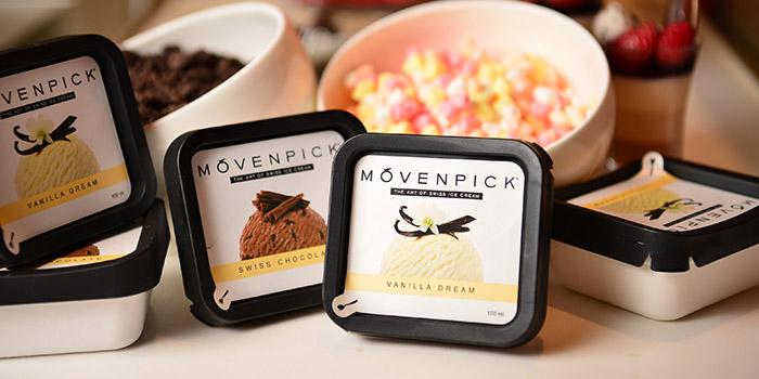 Movenpick Ice Cream, Cafe Rivoli, Causeway Bay, Hong Kong
