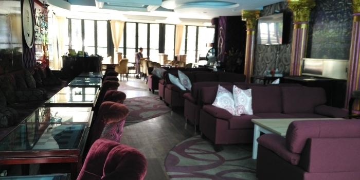 Interior 2 at Omarez Cafe & Restaurant