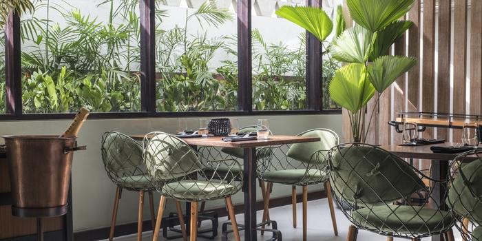 Interior 1 at Grow Seminyak