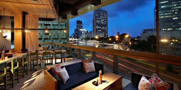 Lounge at Social House, Jakarta