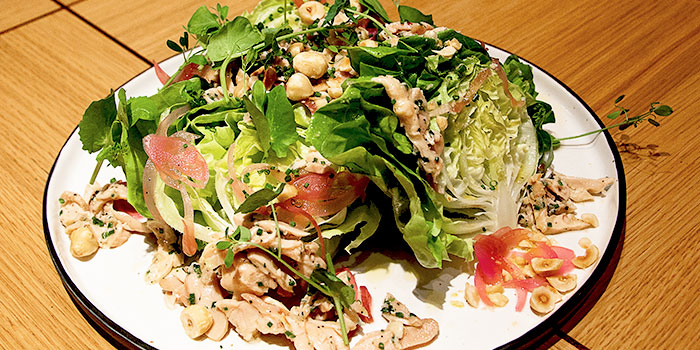 Chicken Salad from 63Celsius (Asia Square) in Asia Square in Raffles Place, Singapore