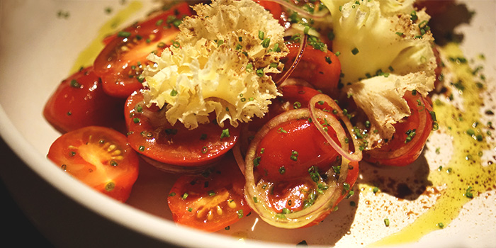 Tomatoes & Cheese from 63Celsius (Asia Square) in Asia Square in Raffles Place, Singapore