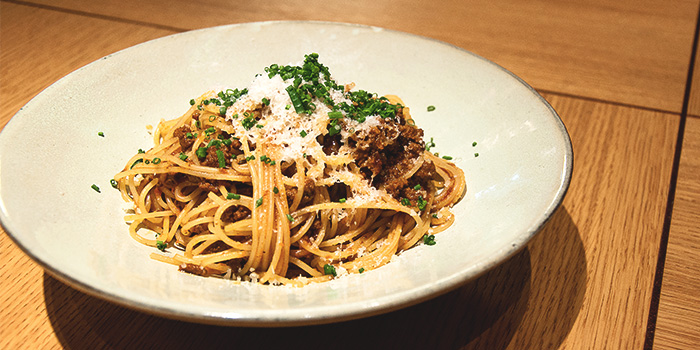 Wagyu Bolognese from 63Celsius (Asia Square) in Asia Square in Raffles Place, Singapore