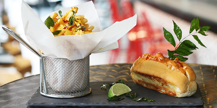 Lobster Roll from Angela May Food Chapters in Orchard, Singapore