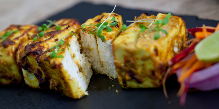 Achari Paneer from Indus Contemporary Indian Dining in Upper Sukhumvit, Bangkok