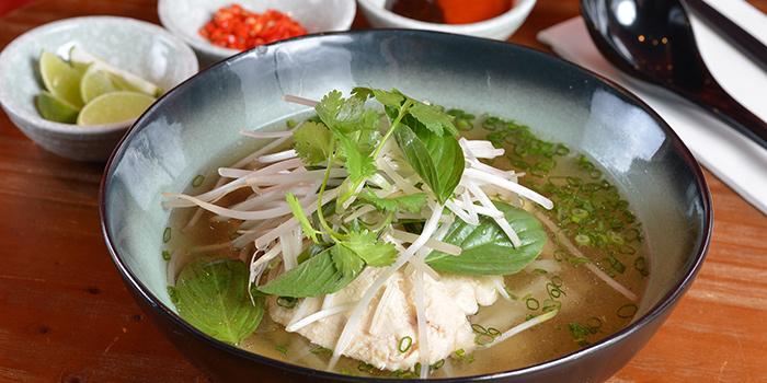 Chicken Pho, Moi Moi by Luke Nguyen, Central, Hong Kong