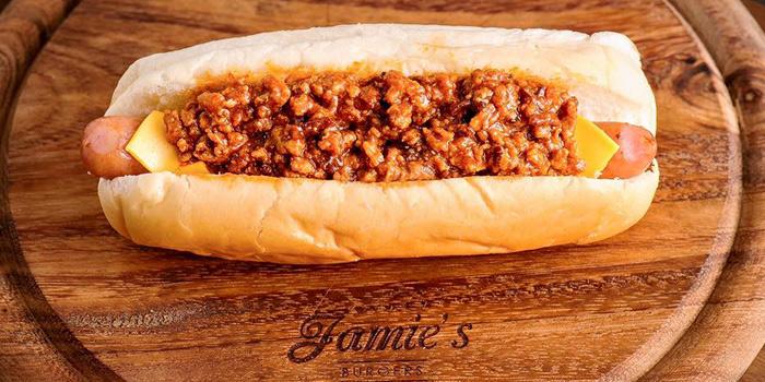 Jamie's Burgers - Phaholyothin