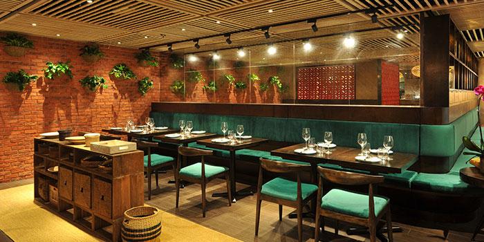 Dining Area, Moi Moi by Luke Nguyen, Central, Hong Kong