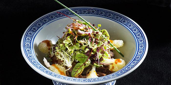 Posh Duck Salad, Fang Fang, Central, Hong Kong