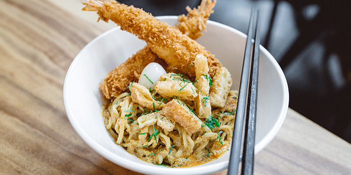 Laksa Lor (25 Jul-31 Aug) from The Refinery in Jalan Besar, Singapore