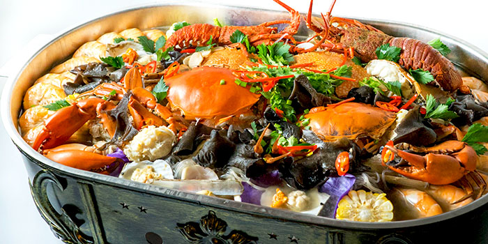 Seafood Da Ka from 203 Seafood White Mee Hoon Fabulous in Bedok, Singapore