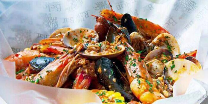 Seafood Cajun from The Raw Bar at CentralFestival EastVille, Bangkok