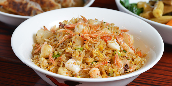 Seafood Fried Rice, Lee Lo Mei, Central, Hong Kong
