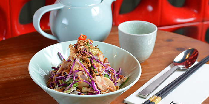 Slow Poached Chicken Salad, Moi Moi by Luke Nguyen, Central, Hong Kong