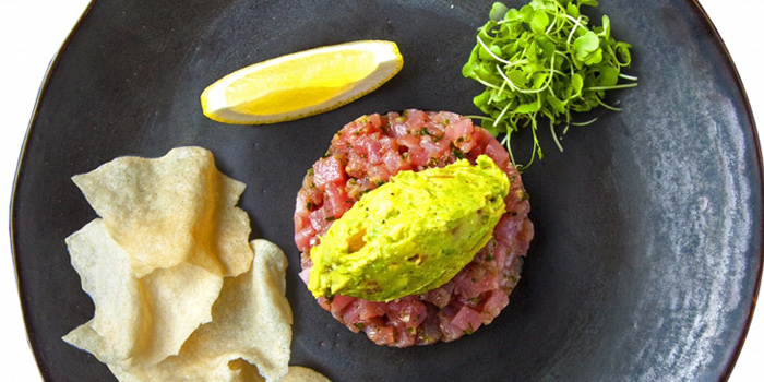 Tuna Tartare from The Raw Bar at CentralFestival EastVille, Bangkok