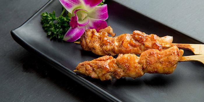 Grilled Chicken Leg, On On BBQ, Mong Kok, Hong Kong