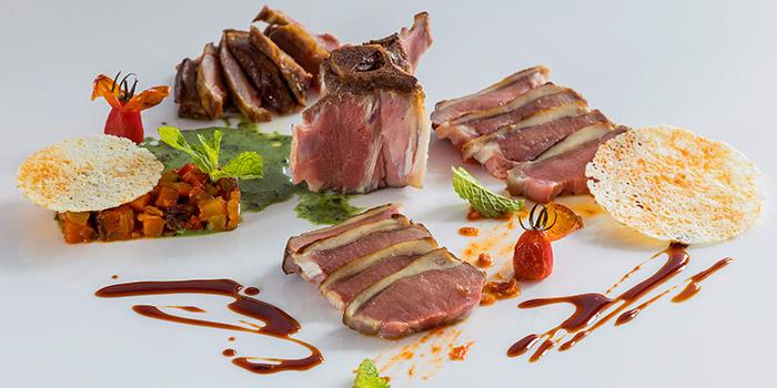 Bistecca di Agnello from il Cielo at Hilton Singapore in Orchard, Singapore