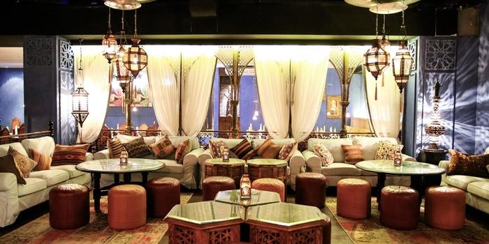 Interior 2 at Fez Kinara, Jakarta