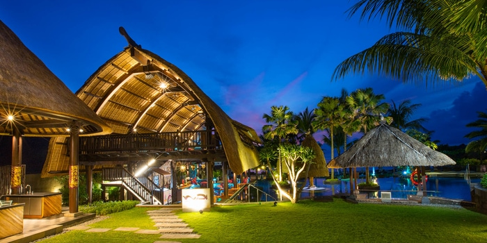 Exterior at Nudi Nusa Dua