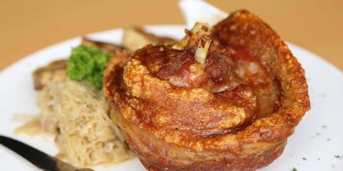 Pork Knuckle at Paulaner, Jakarta