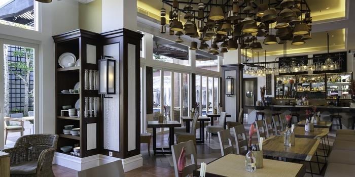 Interior 1 at Spice Sanur