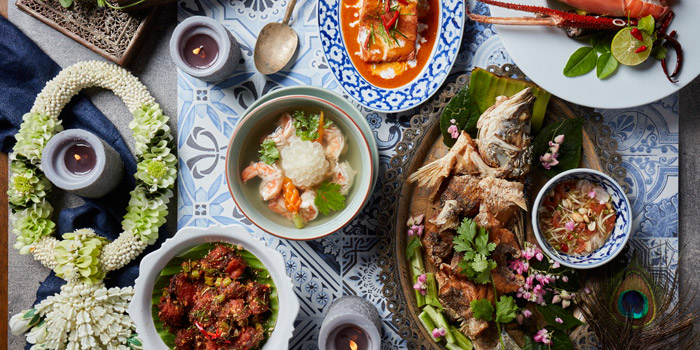 Signature meal from Attarote on Sukhumvit39, Wattana, Bangkok