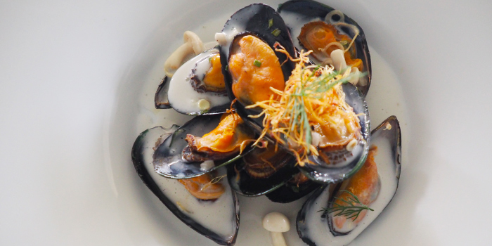 Blue Mussel Coconut from etHo