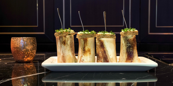 Bone Marrow from The Penthouse Grill at Park Hyatt Bangkok, Bangkok