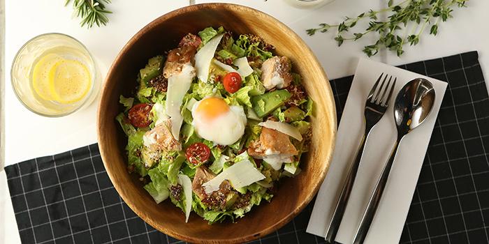 Buttermilk Chicken Salad, The Pantry, Tsim Sha Tsui, Hong Kong