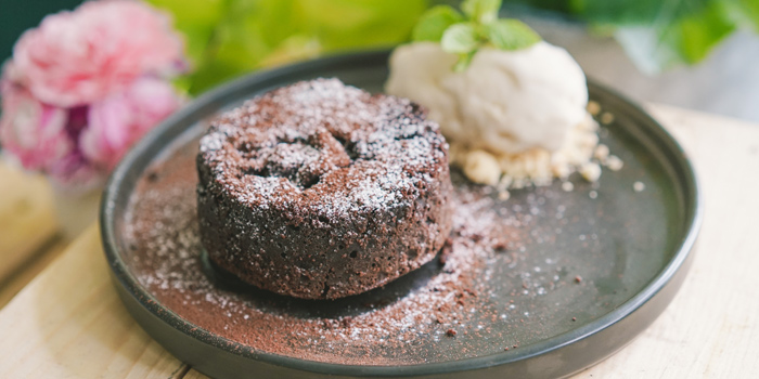 Chocolate Lava from Magpie BKK at Onnut Road, Bangkok