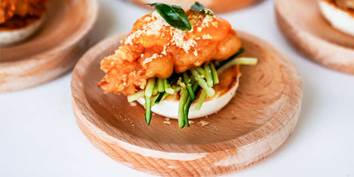 Bao from Full of Luck Club in Holland Village, Singapore