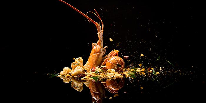 'Bi Feng Tang' Crispy Half Maine Lobster from Golden Peony in Conrad Centennial Hotel in Promenade, Singapore
