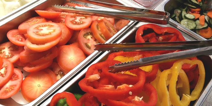 Vegetable Selection from Korean Fusion BBQ (Dunlop Street) in Jalan Besar, Singapore