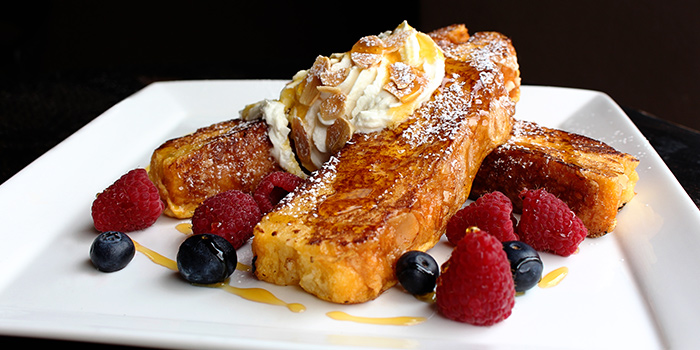 Brioche French Toast from Nassim Hill Bakery Bistro Bar at Tanglin Post Office in Tanglin, Singapore