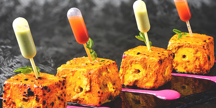 Paneer Tikka Multani from Punjab Grill at Marina Bay Sands in Marina Bay, Singapore