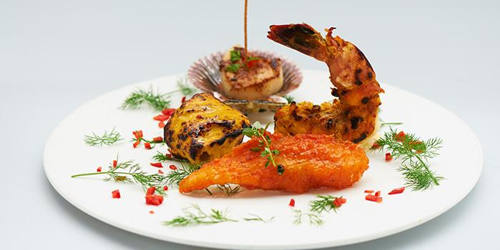 Seafood Platter from Punjab Grill at Marina Bay Sands in Marina Bay, Singapore