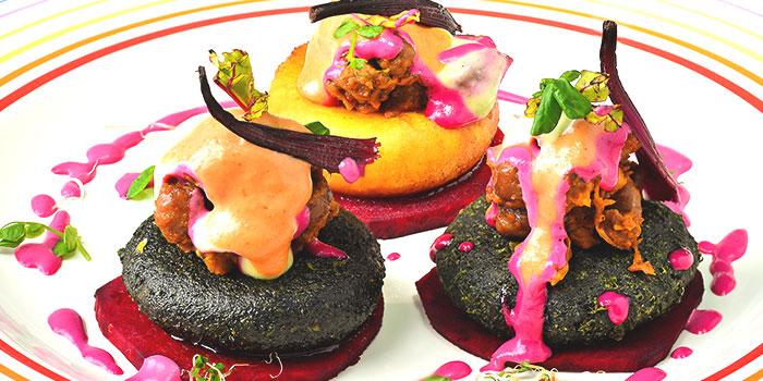 Hara Bhara Kabab Platter from Punjab Grill at Marina Bay Sands in Marina Bay, Singapore